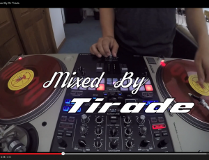 Me, Myself & I Mixed By DJ Tirade